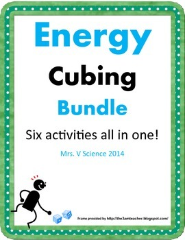 Potential and Kinetic Energy: Cubing Bundle
