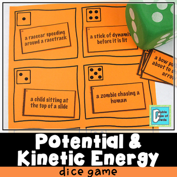 Potential and Kinetic Energy Roll and Play