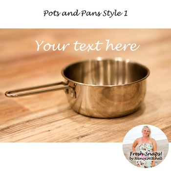 Pots and Pans Style 1
