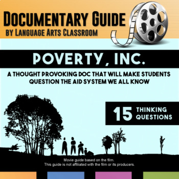 Poverty Inc. Documentary Guide