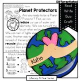 Power Passages {Planet Protectors}