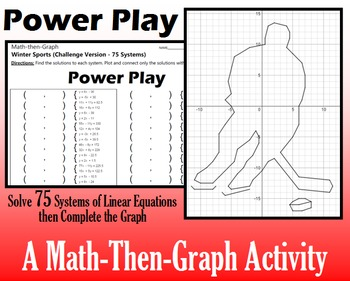 Power Play - Challenge Version - 75 Systems & Coordinate G