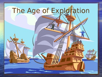 Early European Explorers: The Age of Exploration Power Poi