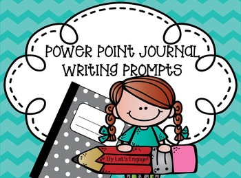 Power Point Journal Writing Prompts 1
