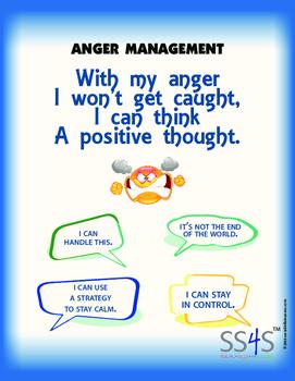 Power Poster; Anger Management