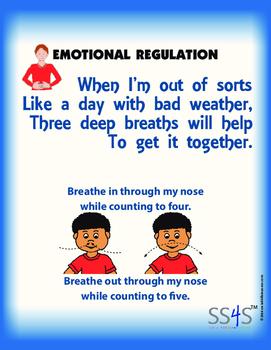 Power Poster; Deep Breathing