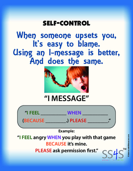 Power Poster;Self-Control