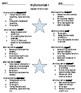Middle School Power Vocabulary Units 4-6 Bundle