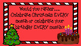 """PowerPoint Christmas Themed - """"Would You Rather"""" slideshow"""