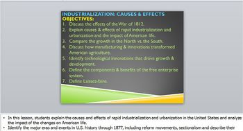 INDUSTRIALIZATION:PowerPoint-Day 1 (Causes/Effects_of_Indu