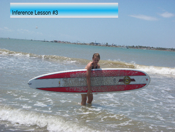 PowerPoint Inference Surfer Girl