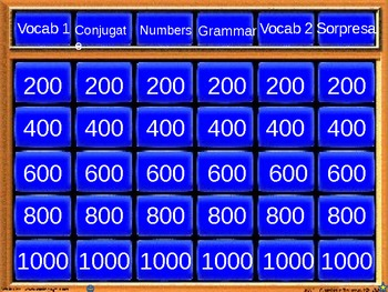 powerpoint jeopardy template review of by henamae