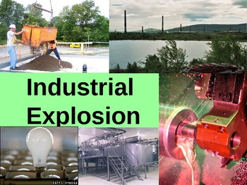 PowerPoint Notes for USS Guide Unit Three Industrial Explosion