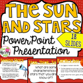 The Sun and Stars PowerPoint - Editable