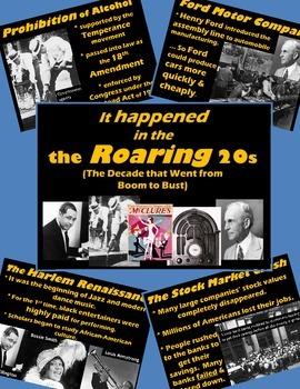 History U.S. - PowerPoint - The Roaring Twenties
