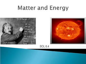 PowerPoint on Matter, Atoms, Mixtures, Compounds, and Phys