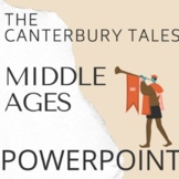PowerPoint on The Middle Ages as an introduction to The Ca