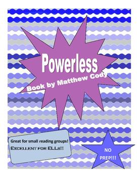 Powerless Book Club Packet