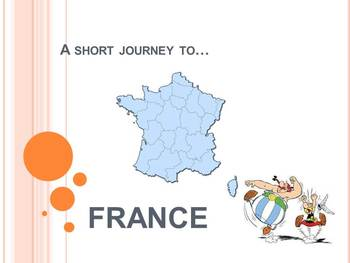 Powerpoint Presentation of France and french culture