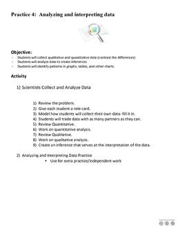 Practice 4: Analyzing and Interpreting Data