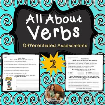 Practice Identifying Verbs