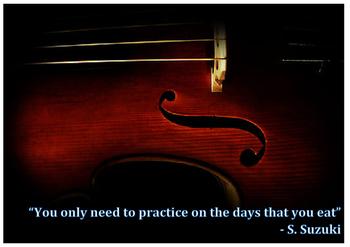 Practice Poster