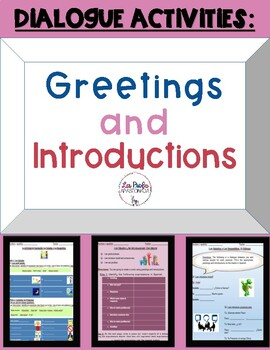 Practice Worksheet: Greetings and Introductions