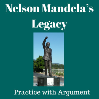 Practice with Argument: Dr. Cornel West on Nelson Mandela'