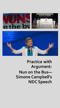 Practice with Argument: Nun on the Bus—Simone Campbell's N