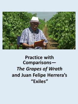 Practice with Comparisons—The Grapes of Wrath and Juan Fel