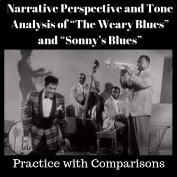 "Practice with Comparisons: ""The Weary Blues"" and a passage"