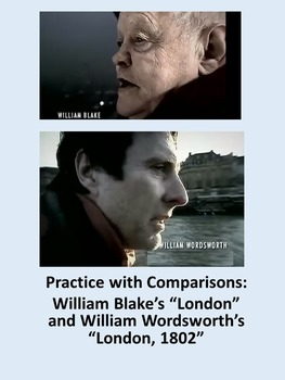 Practice with Comparisons—William Blake's London and Words
