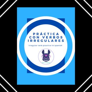 Practice with Irregular Verbs (Present Tense)
