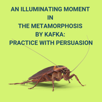 Practice with Persuasion—An Illuminating Moment in Kafka's