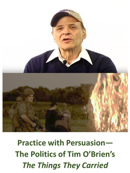 Practice with Persuasion—The Politics of Tim O'Brien's The