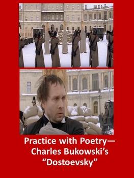 "Practice with Poetry— Charles Bukowski's ""Dostoevsky"""