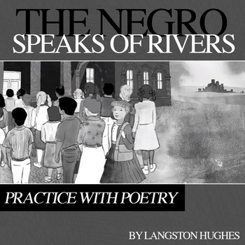 """Practice with Poetry: Langston Hughes' """"The Negro Speaks o"""