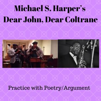 """Practice with Poetry— Michael S. Harper's """"Dear John, Dear"""