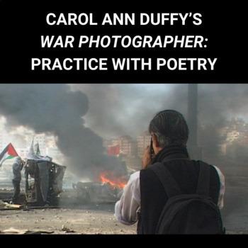 "Practice with Socratic Seminar:  Carol Ann Duffy's, ""War P"