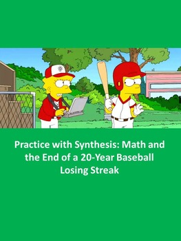 Practice with Synthesis: Math and the End of a 20-Year Bas