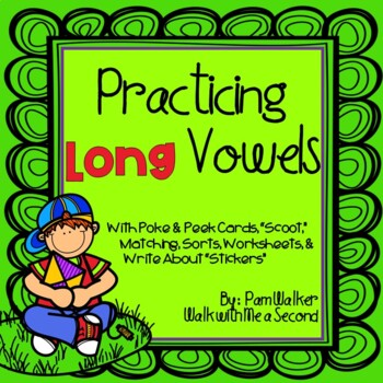 Practicing Long Vowels with Games and Centers