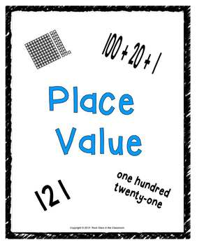 Practicing Place Value Task Cards