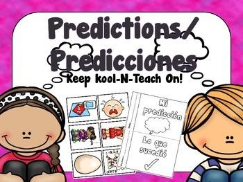 Practicing Predictions/ Practica de Predicciones bilingual