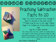 Practicing Subtraction Facts to 20: Cootie Catcher