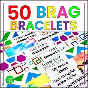 Praise and Positive Notes Bracelets