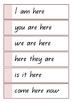 Prase Strips