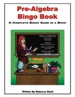 Pre-Algebra Bingo Book