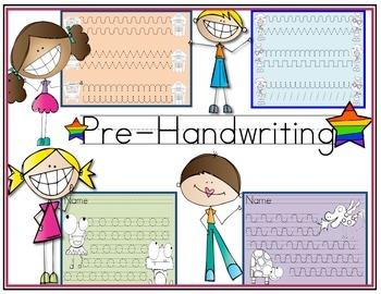 Pre-Handwriting