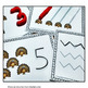 Pre K Counting to 10 with Turkeys Adapted Book & Number Tracing