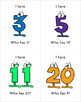 Pre-K I Have Who Has? Games